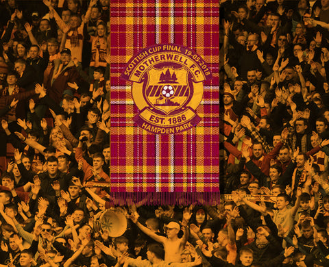 Limited edition cup final scarf