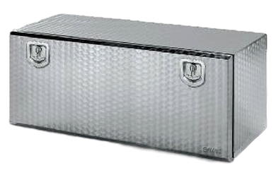 1000mm Flowered Stainless Steel Tool Box