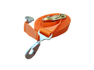 Orange 10M Ratchet Strap