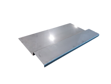 Sterling Cheesewedge Ramp - Stainless Steel Panel (Single)