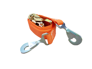 Orange 3M Ratchet Strap