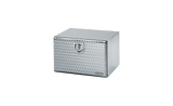 600mm Flowered Stainless Steel Toolbox