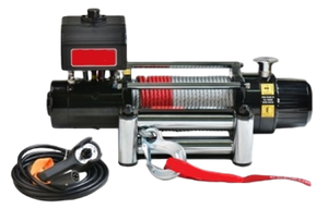 9000lb Electric 24V winch & rope