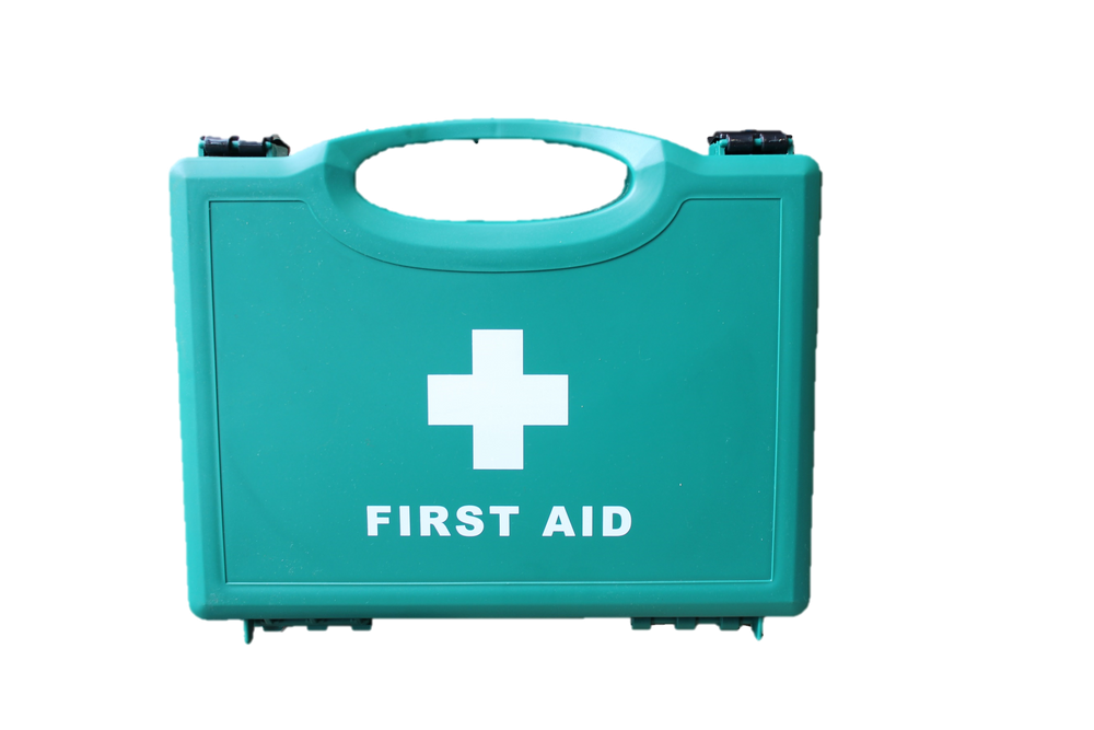 HSE Standard First Aid Kit 1-10 person