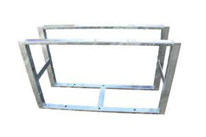 1000mm Stainless Steel Toolbox Frame (Galvanised)
