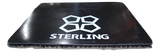 Spray Suppression Mudflap with Sterling Logo