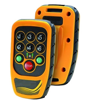 Winch Control Remote Transmitter Handset