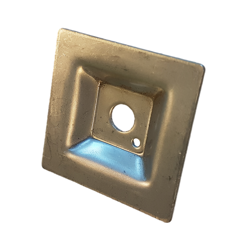 Square Recessed Washer for Standard 38mm Gridlock Decking