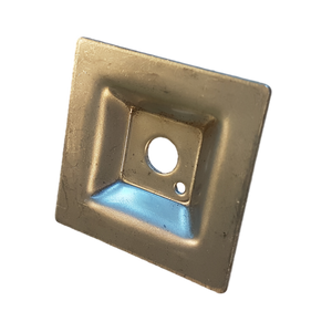 Square recessed Washer for Standard gridlock
