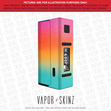 Rainbow Ombre NX75 Skin