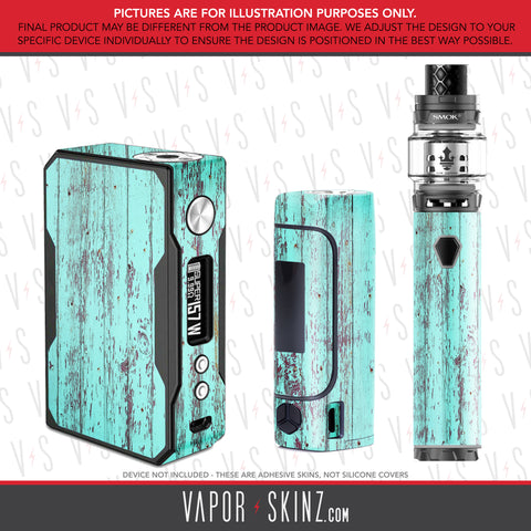 Beach Wood - Vapor Skinz