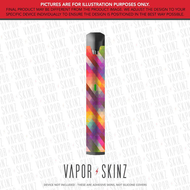 Abstract 8 BO VAPE Skin