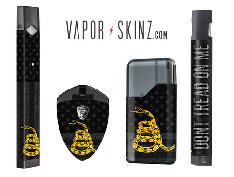Dont Tread On Me - Vapor Skinz