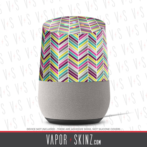 Feathers Google Home Skin - Vapor Skinz
