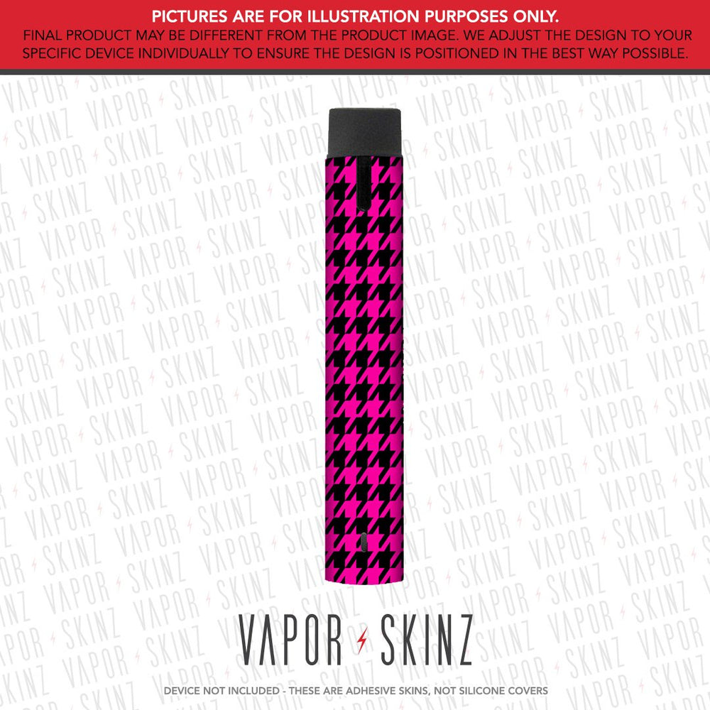 Pink Houndstooth GHOST Skin