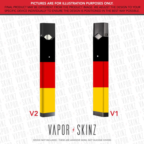 Germany JUUL Skin