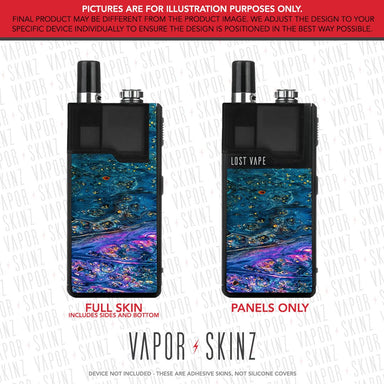 Barbados ORION DNA GO Skin
