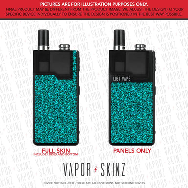 Aqua Diamonds ORION DNA GO Skin