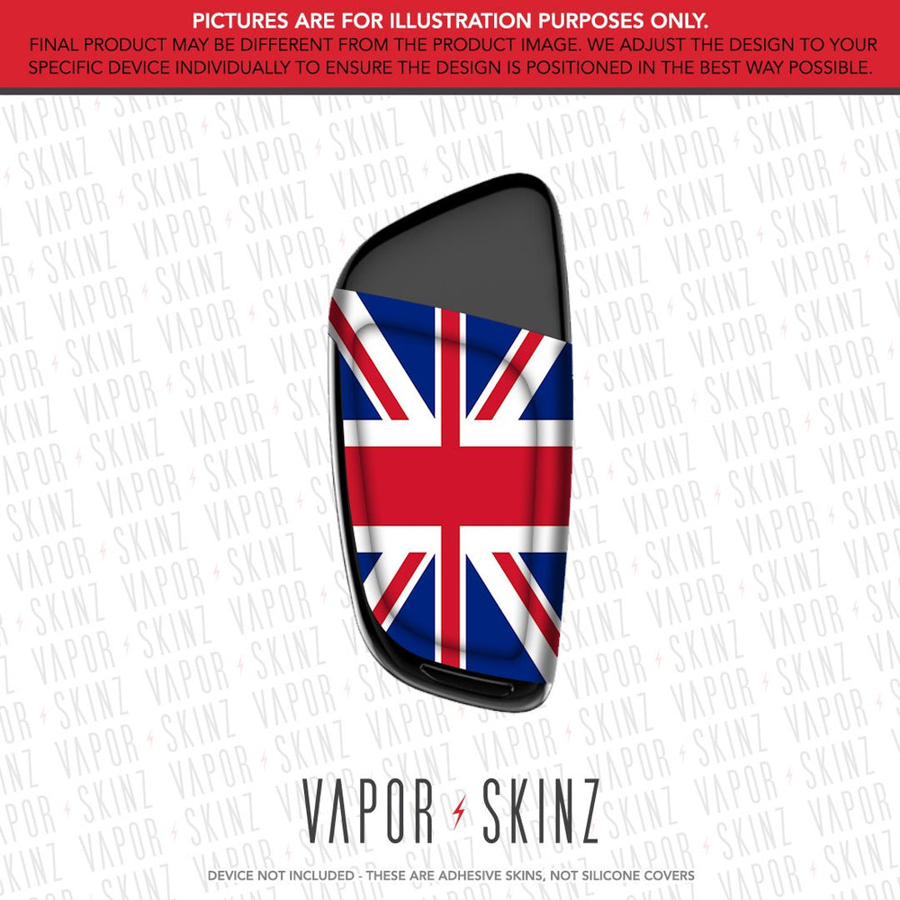 UK Flag CETO Skin