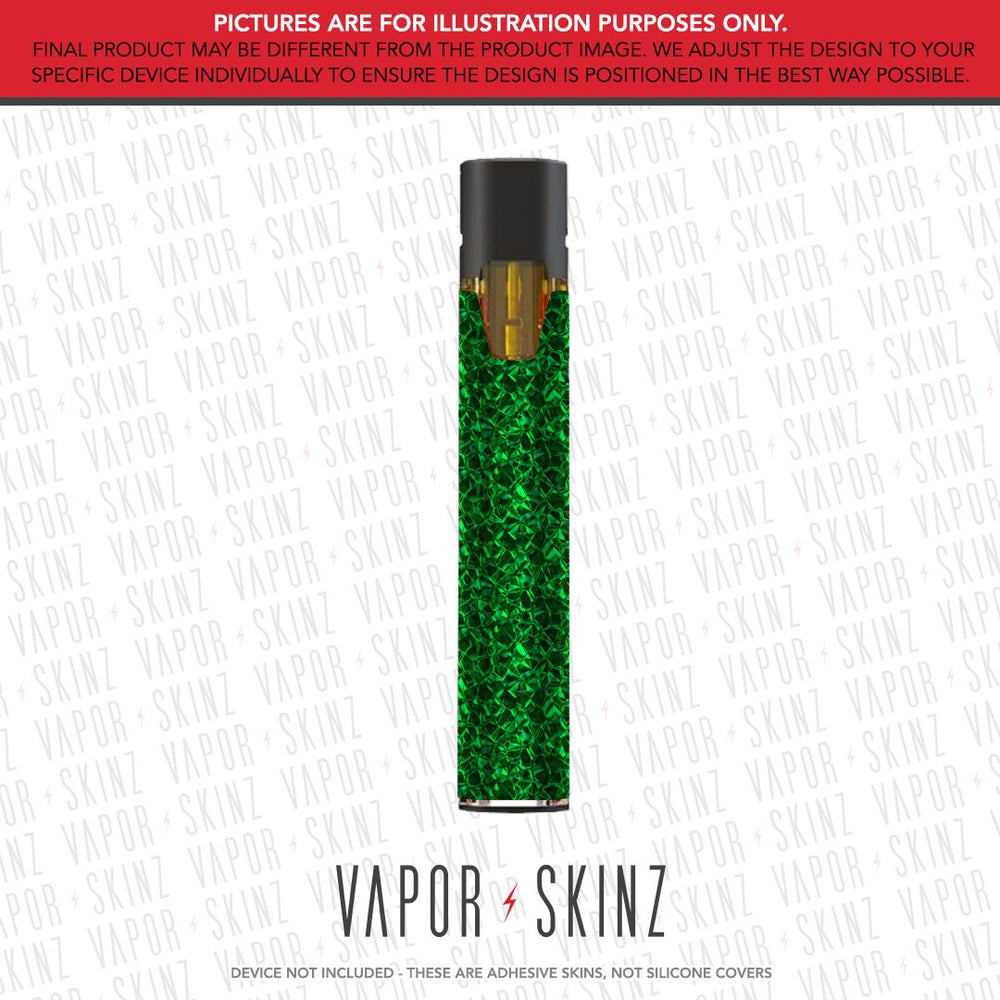 Green Diamonds STIIIZY POD Skin