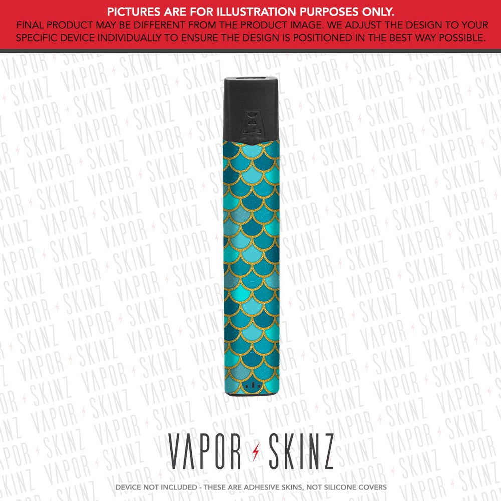 Blue Mermaid FUCHAI V3 Skin