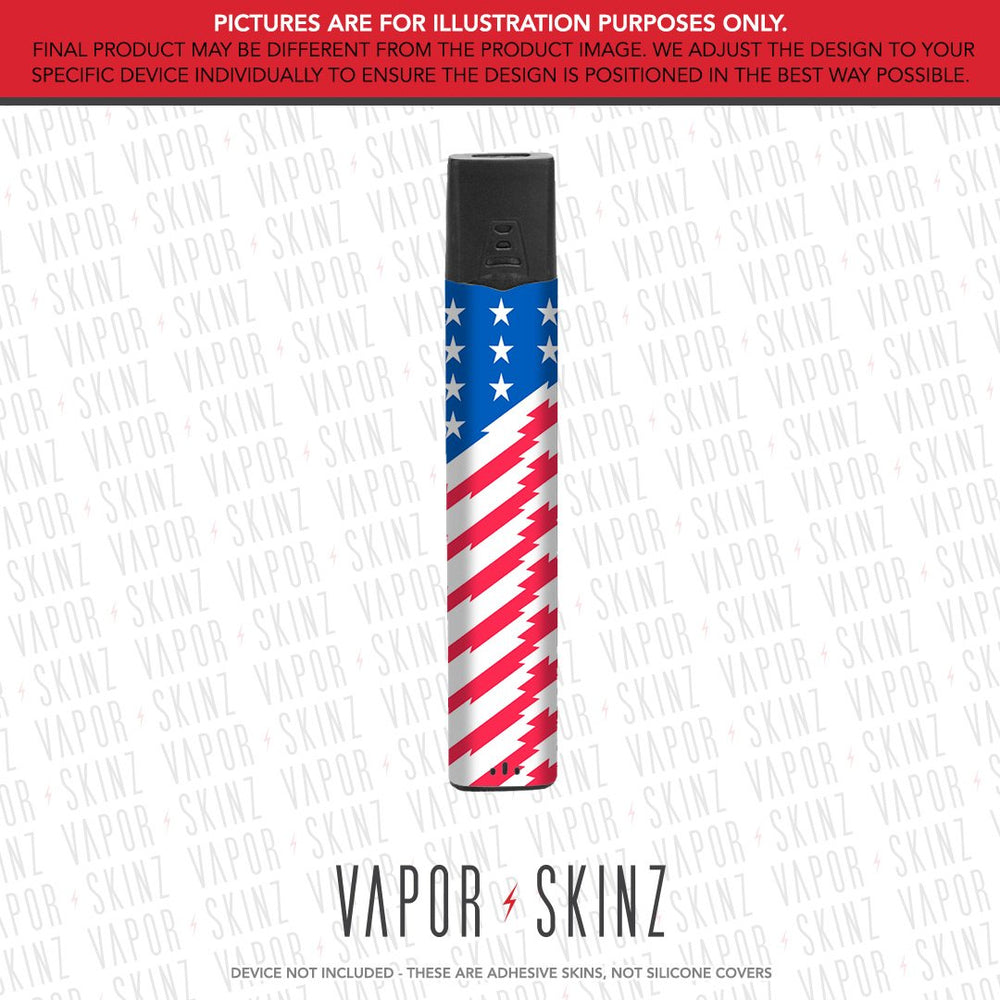 RAD USA Flag FUCHAI V3 Skin