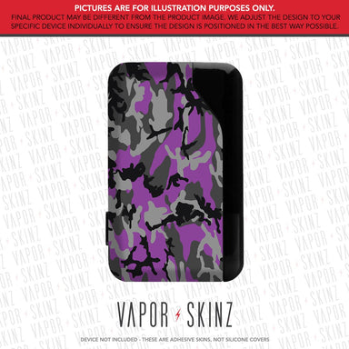 Black Puple Camo SLIK Skin