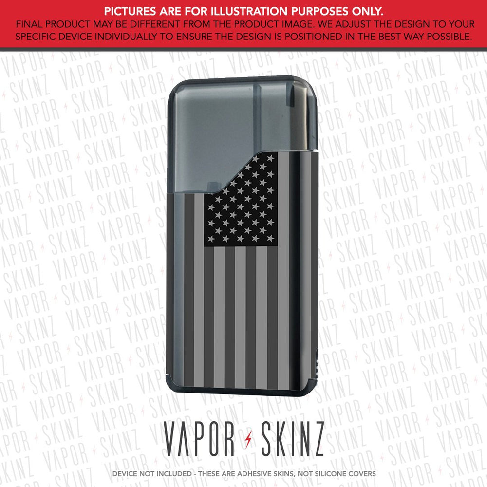 BW USA Flag SUORIN AIR Skin