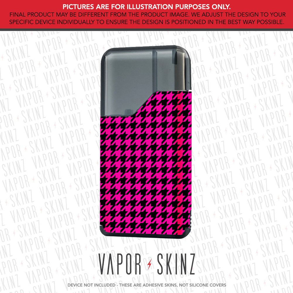 Pink Houndstooth SUORIN AIR Skin