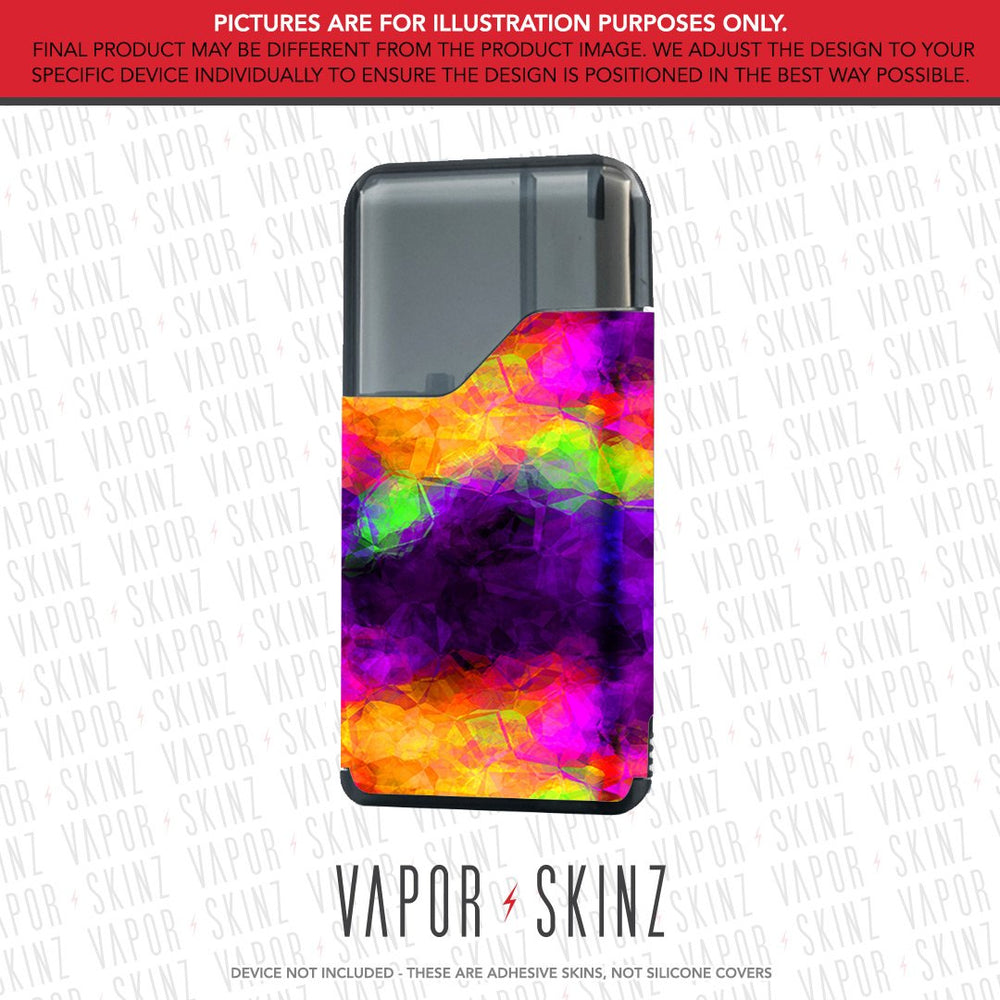 Purple Crystals SUORIN AIR Skin