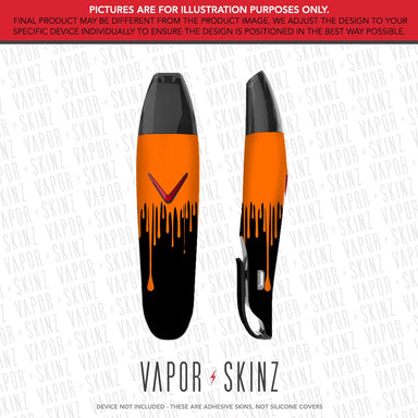 Black Orange Drip SUORIN VAGON Skin