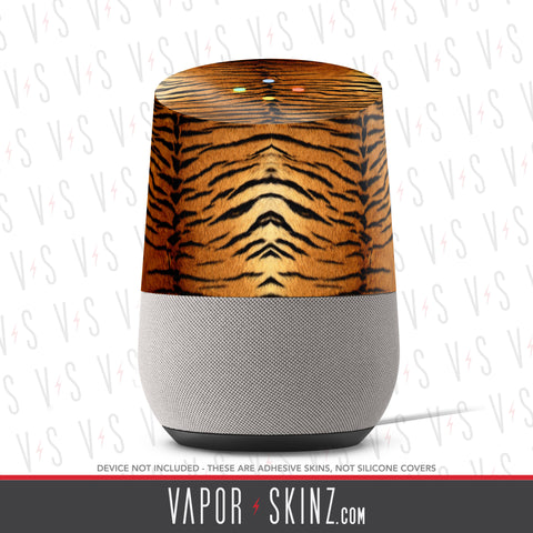 Tiger Google Home Skin