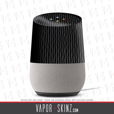 Tremble Black Google Home Skin