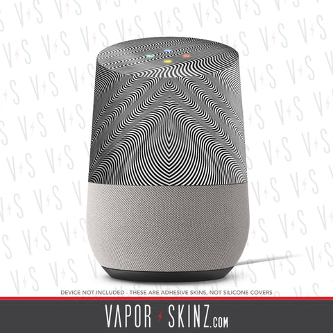 Trippy Google Home Skin