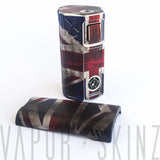 Rusted UK Flag - Vapor Skinz