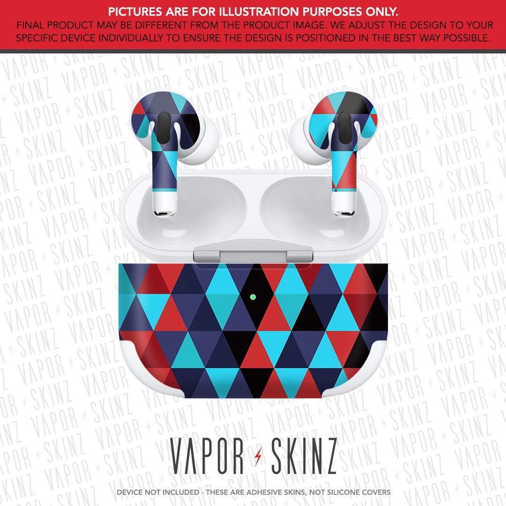 Abstract 5 APPLE AIRPODS PRO Skin