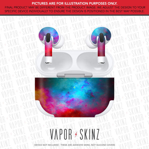 Bloody Sky APPLE AIRPODS PRO Skin