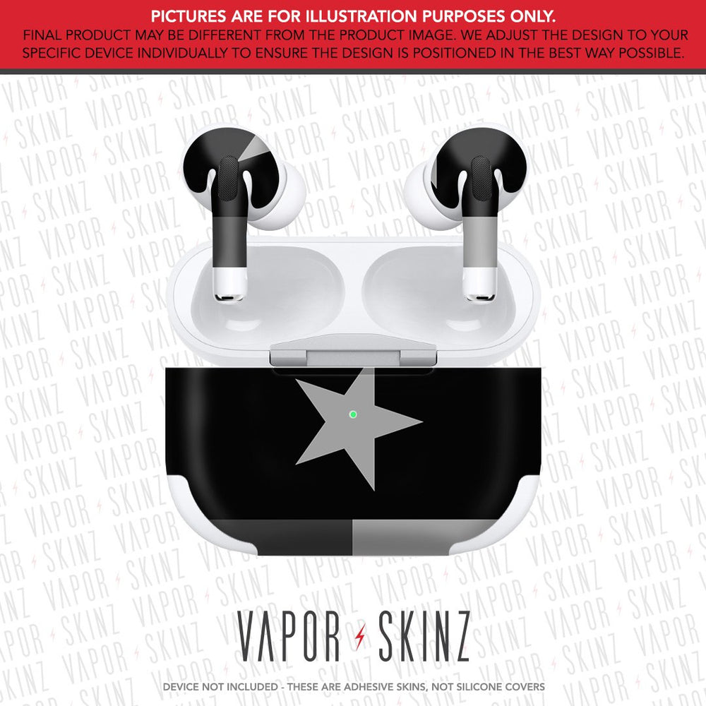 BW Texas APPLE AIRPODS PRO Skin