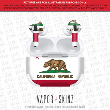 California APPLE AIRPODS PRO Skin