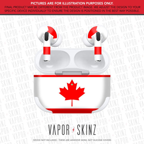 Canada APPLE AIRPODS PRO Skin