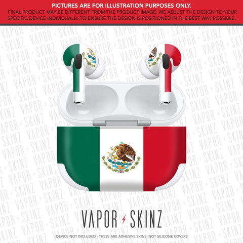 Mexico APPLE AIRPODS PRO Skin