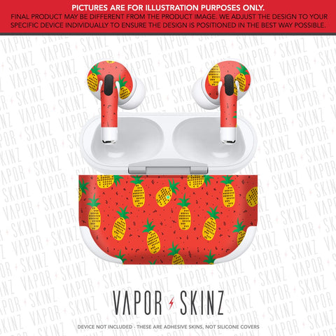 Pineapples APPLE AIRPODS PRO Skin