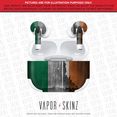 Rusted Ireland APPLE AIRPODS PRO Skin