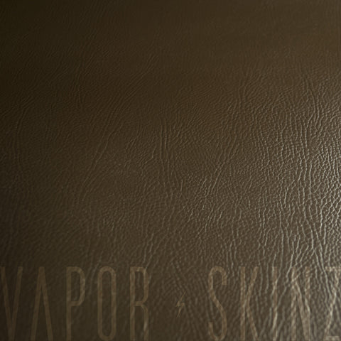 Brown Faux Leather  | Vapor Skinz - Vapor Skinz