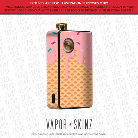 Strawberry Cone DOT AIO Skin