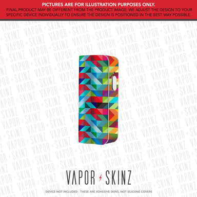 Abstract SNAP MINI Skin