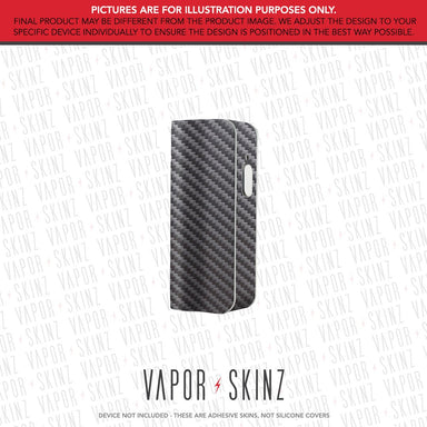 Gunmetal Carbon Fiber SNAP MINI Skin