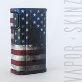 Rusted USA Flag - Vapor Skinz