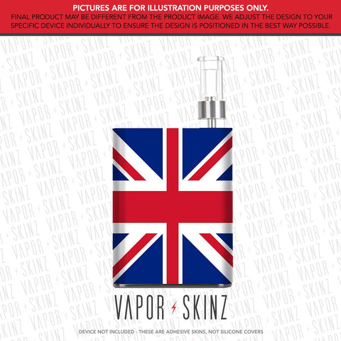 UK Flag PALM CCELL Skin