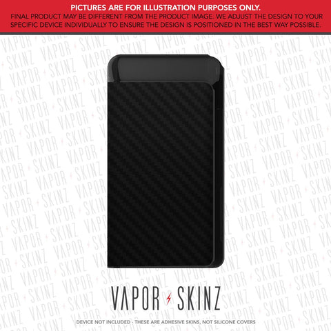 Carbon Fiber COLOR 33 BLACK AIR PLUS Skin
